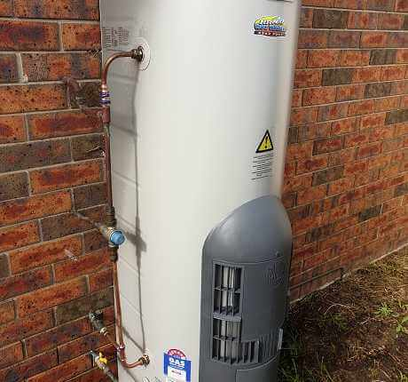 hot water services central coast