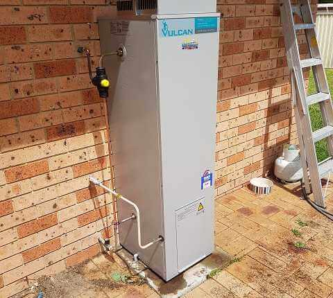Vulcan Gas 135 Litre Lisarow Central Coast