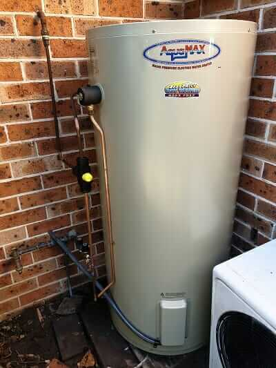 Rheem 250 Hot Water System Saratoga