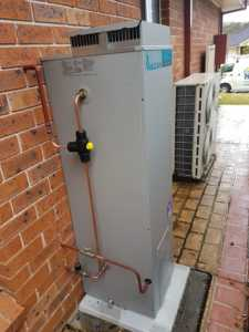 Gas Hot Water System Installs