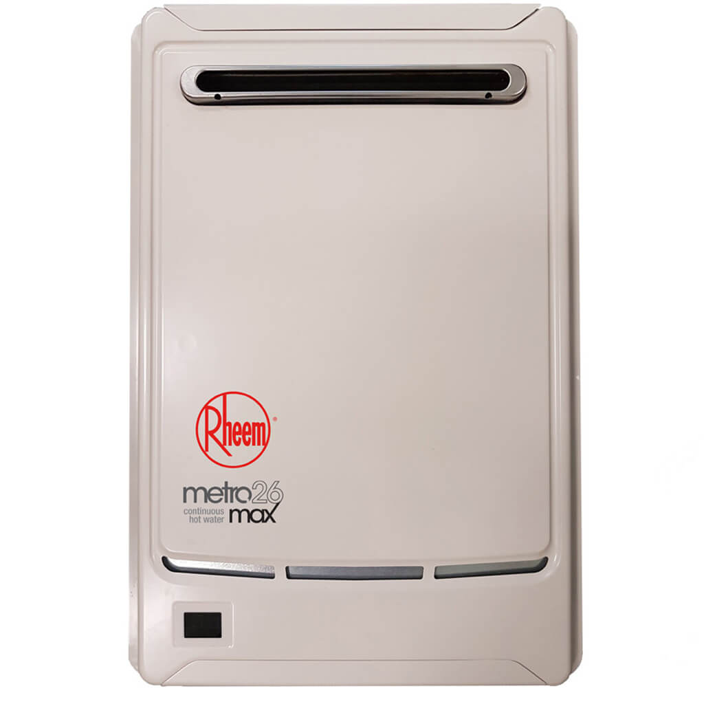 Rheem 50 degree Continuous Flow hot water system (876T26)