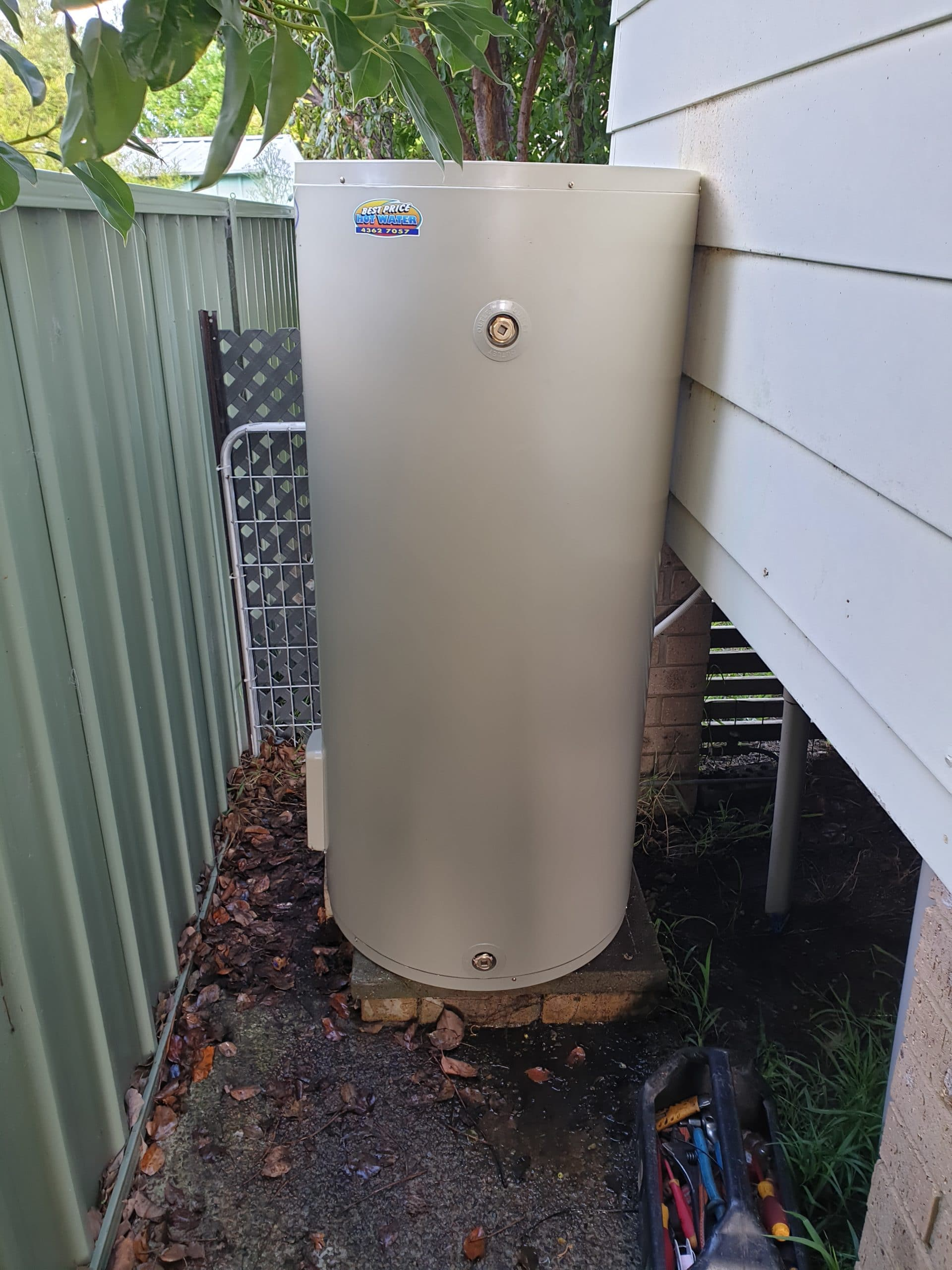 Rheem Aquamax Electric Hot Water Hadrys Bay
