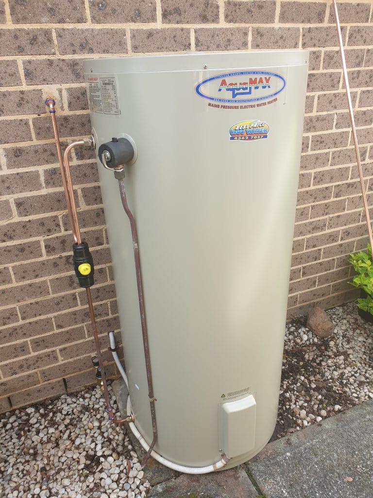 Rheem Aquamax 250L Electric Hot Water System @ Kariong